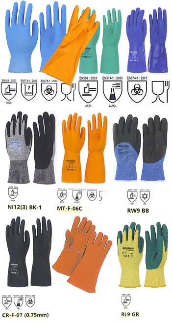 Personal Safety - Gloves